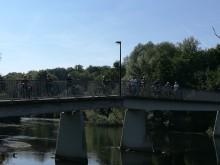 Qualitätsprüfer heute unterwegs auf dem RuhrtalRadweg zwischen Arnsberg und Schwerte