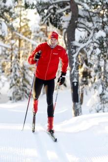"""Johan Olssons besked inför Vasaloppet: """"Får väl hanka mig i mål"""""""