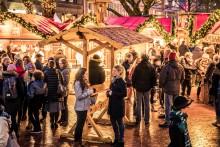Großer Besucherandrang auf den Kieler Weihnachtsmärkten