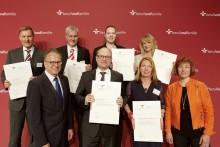 """MediClin Seepark Klinik mit Qualitätssiegel """"audit berufundfamilie"""" ausgezeichnet"""