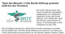 TV-Spot gewinnt bei #SpotdesMonats