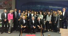 Allianz welcomes 32 new graduates to the business