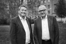 Magnus Månsson instiftar ny professur i arkitektur och ekonomi på Chalmers
