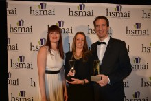 HSMAI Adrian Awards gala in New York - Scandic Vulkan honored with Gold award
