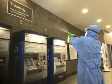 GTR using 30-day Coronavirus killer to further protect passengers and colleagues