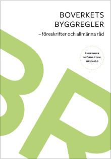 Boverkets byggregler, BBR 25 – konsoliderad version ges ut av Svensk Byggtjänst