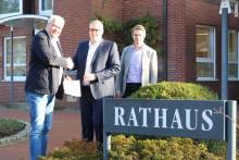Gemeinde Neuenkirchen-Vörden erhält Zugang zur Datenautobahn