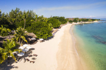 The call of the sea with Maritim Mauritius