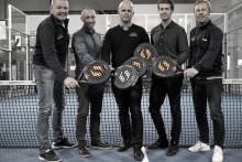 STIGA Sports får eget Padel Center