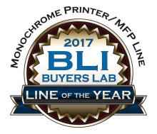 Brother skrivare vinner enastående utmärkelse