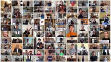 Videobotschaft aus der Musikstadt Leipzig begeistert seit Ostersonntag Millionen Menschen