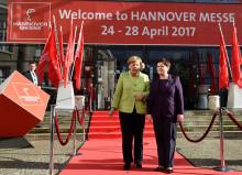 LK at Hannover Messe