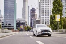 Outlander Plug-in Hybrid:  200.000 Technologie-Trendsetter weltweit