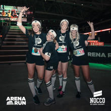 NOCCO x Arena Run på Friends Arena