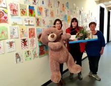 RB-Fanclub macht Spendenaktion für Bärenherz zur Tradition