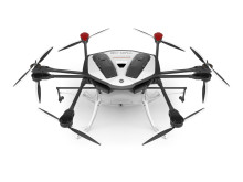 Yamaha Motor Begins Limited Sales of YMR-08 Industrial Drone — Coaxial Rotors Provide Excellent Agrochemical Spraying Performance —