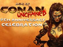 Age of Conan celebrates 9th anniversary!