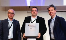 Renz har vundet European Digital Innovator of the Year 2018
