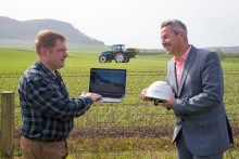Ultrafast broadband is a touch of Classlochie for rural Kinross-shire