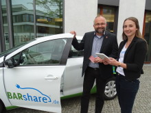 Barnimer Kreisverwaltung testet Carsharing