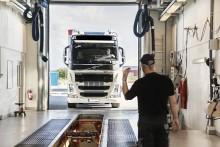 Snart öppnar Besikta för tungtrafik i Norrköping