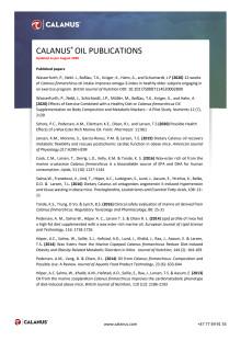 Alle 14 vitenskapelige publikasjoner- oversikt-  august 2020