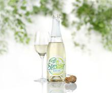 Nu lanserar vi The Spritzer – lite alkohol och massor med smak!