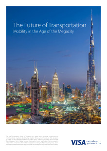 """Visa Studie """"The Future of Transportation: Mobility in the Age of the Megacity"""""""