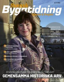 Nya numret av Svensk Byggtidning ute nu!
