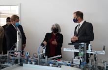 Neue Botschafterin der Vereinigten Arabischen Emirate besucht TH Wildau – Informationsaustausch zu aktuellen und zukünftigen Projekten