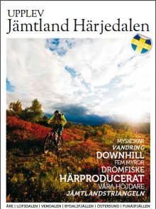 Upplev Jämtland Härjedalen 2012