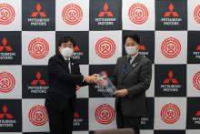 Mitsubishi Motors starter produksjon av ansiktsskjermer for å forhindre spredning av COVID-19-infeksjoner