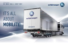 It's all about Mobility: BPW Gruppe auf der NUFAM