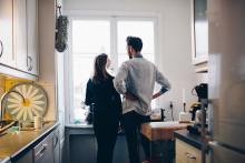 Asunnonvaihtoa suunnittelevalle talouden näkymät ovat yhä positiiviset