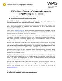 Nu är världens största fototävling öppen för bidrag