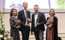 Ledare hyllade inför norra Sveriges största ledarskapskonferens
