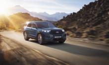 Dokonalé elektrické ticho, luxus pro sedm i schopnost jízdy v terénu: Ford Explorer Plug-in Hybrid vyniká všestranností