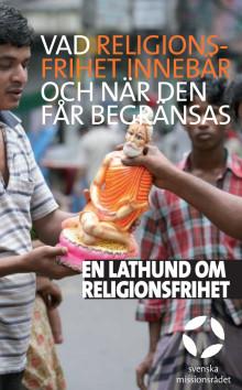 Lathund om religions- och övertygelsefrihet