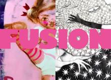 Fusion på Nordiska Akvarellmuseet  / Pressvisning 27 april
