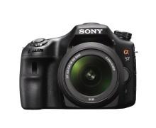 Sony α57 Sony avec technologie à miroir semi-transparent « Translucent » : saisissez l'action à 12 images par seconde