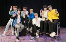 I Purple You: Nu släpper Samsung BTS Edition i Norden