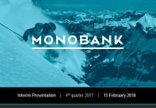 Monobank Q4 2017 Presentation