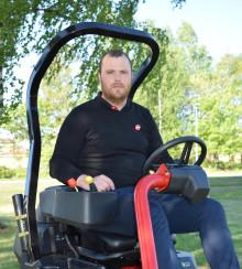 Ny golfsäljare hos Hako Ground & Garden AB