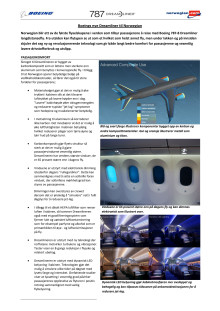 Dreamliner faktaark