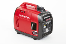 EU22i – nytt elverk från Honda