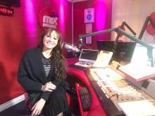 Charlotte Perrelli ny programledare på Mix Megapol