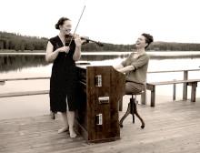 Spelmansmusik och möjlighet till dans på NorrlandsOperan