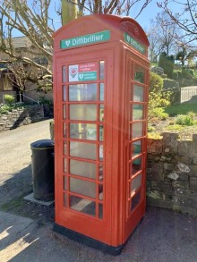 BT offers Welsh communities chance to 'adopt' their local phone box for just £1
