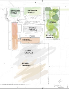 Tillfällig förskola på Berghem får bygglov