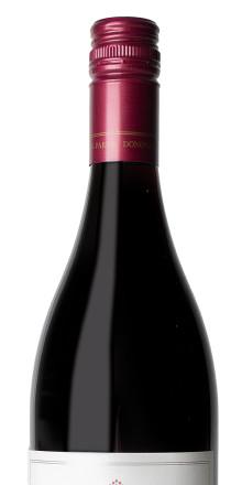 Populära Donovan-Parke Pinot Noir byter etikett!
